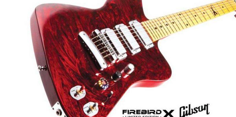 Peter Parente mostrarán en Miami la Firebird X