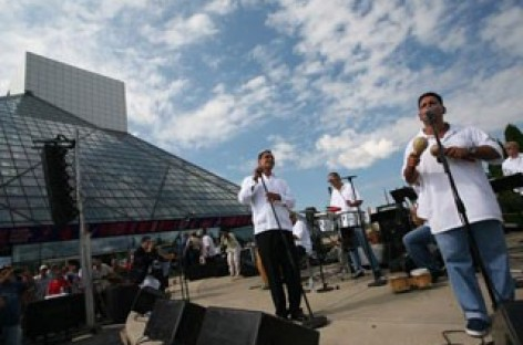 D.A.S presente en el Rock and Roll Hall of Fame Museum de Cleveland