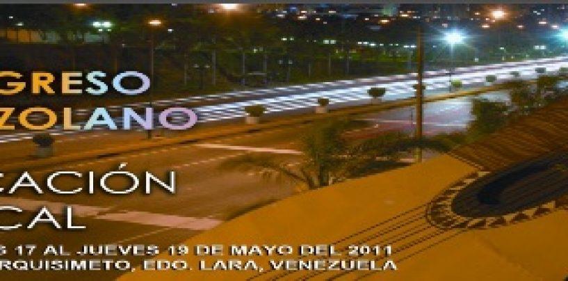 Organizan el 1er Congreso Venezolano de Educación Musical