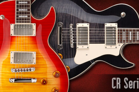 Nueva gama de Guitarras Classic Rock Series