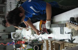 AXL guitars (China)