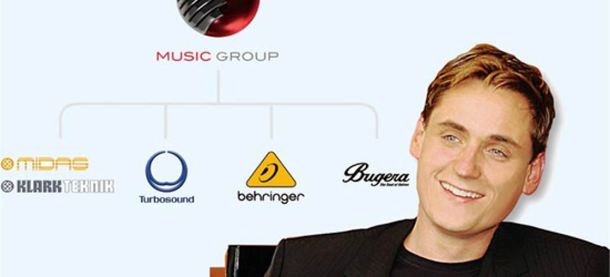 MUSIC Group anfitriona de una evento masivo para partners en China