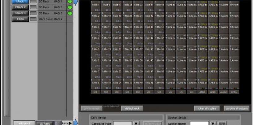 DiGiCo lanza el software V685
