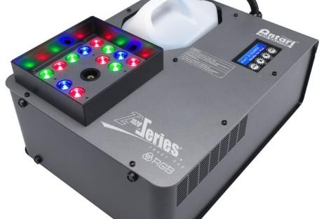 Nueva máquina de niebla Antari Z-1520 RGB de Elation
