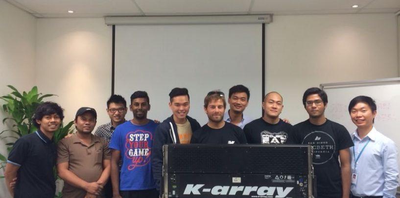 K-academy revela secretos y consejos