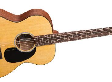 Summer NAMM: Martin Guitar mostró cinco modelos nuevos de guitarra en Nashville