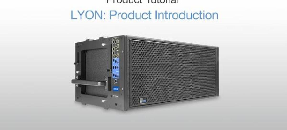 Meyer Sound lanza videos de entrenamiento para el usuario sobre los sistemas LYON