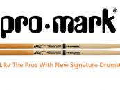 Nuevas baquetas Signatures de Promark