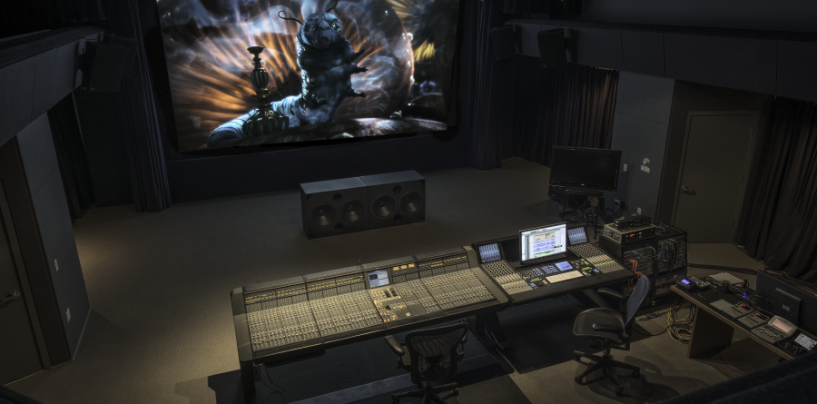 Dennis Sands integra Dolby Atmos con Dante