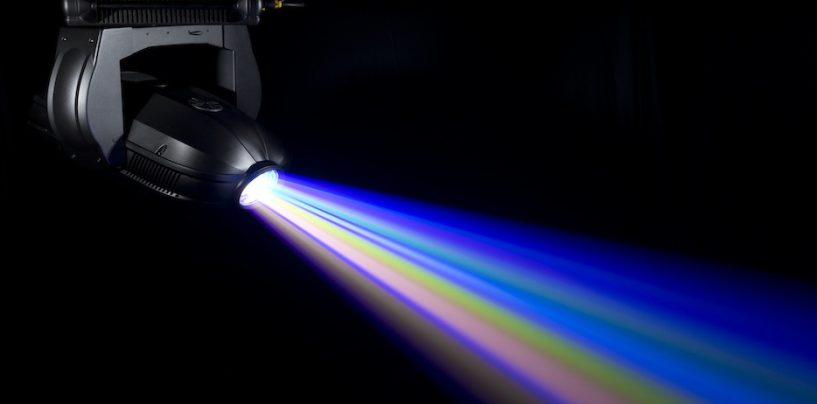La luminaria VL4000 Spot es el producto del mes en Vari*Lite.