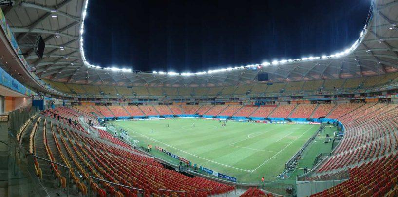 Los estadios de la Copa Mundial de la FIFA 2014 gozaron del audio de HARMAN Professional