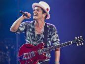 Audio-Technica acompañó a Bruno Mars en el Wireless Festival 2014