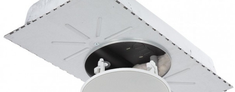 Extron presenta su nuevo sistema de altavoz SpeedMount CS 123T
