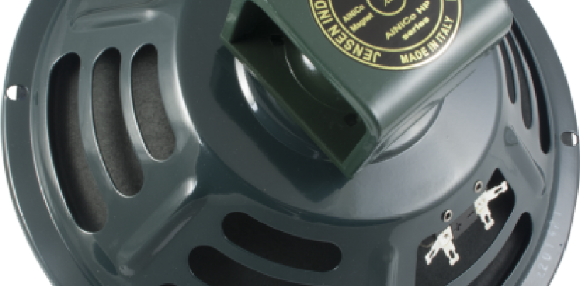 Jensen Speakers lanza el altavoz P10R-F