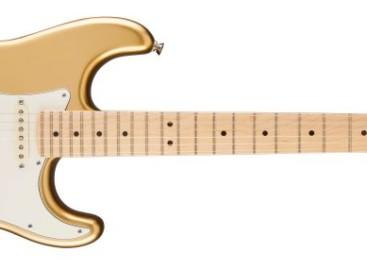 Fender lanza ediciones especiales y limitadas de la Stratocaster