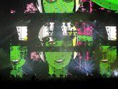 David Guetta sacudió el Global Gathering con Robe