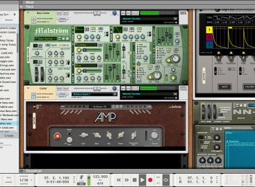 Propellerhead desvela la plataforma de producción musical Reason 8