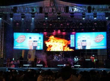 CyV Music Ltda estuvo presente en Expocruz 2014