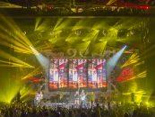 La luminaria Nexus AW 7×7 Pixel Mapping hace brillar a Miranda Lambert en su gira