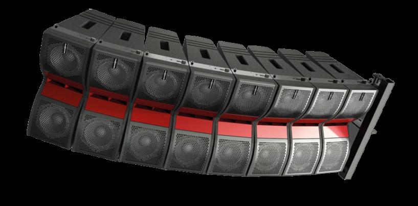 Conoce la serie de sistemas line array K-LA de Audiocenter