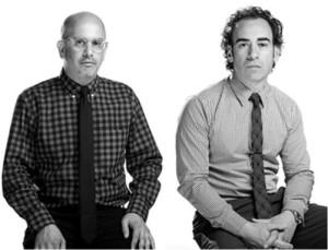Nick Gordon y Chris Scialfa
