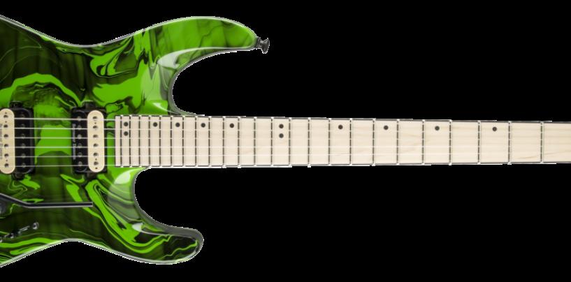 Jackson lanza la guitarra edición limitada Pro DK2M Dinky
