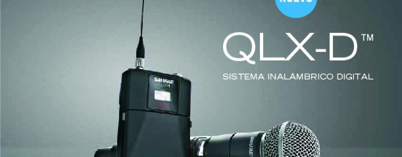 Yamaki presentará el nuevo sistema inalámbrico QLX-D en Colombia