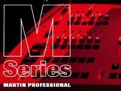 Martin Professional anuncia la disponibilidad inmediata del software 3.4 de su M-Series