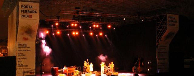 Los sistemas de la serie STM de NEXO estuvieron en el Festival Porta Ferrada