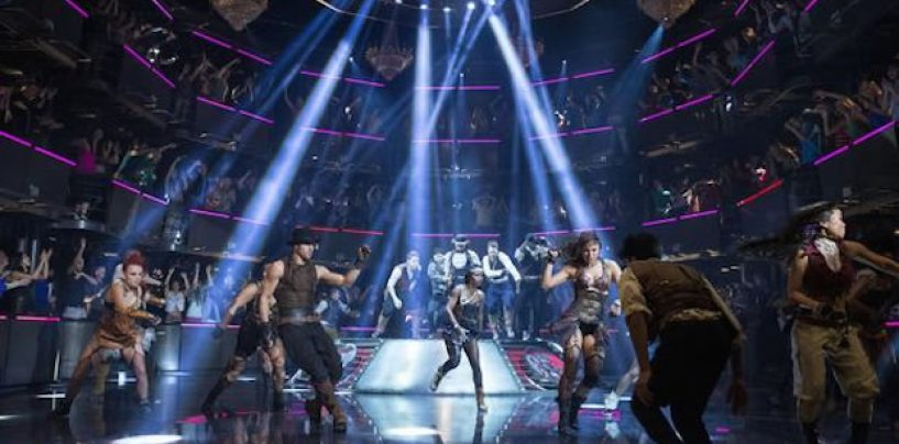 Parasol se une al baile en la película Step Up 5: All in 3D