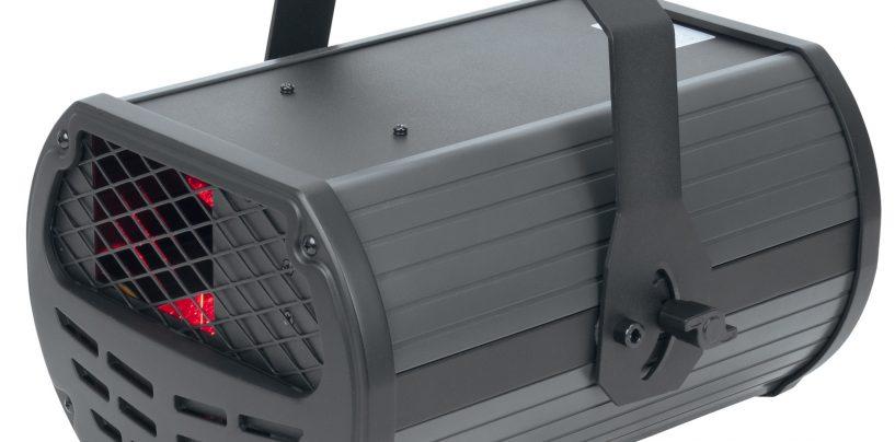 Nueva luminaria multi-efecto y simulador de láser Sniper de Elation