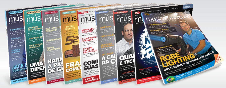 Música & Mercado edición Septiembre/Octubre Nº 54 completa