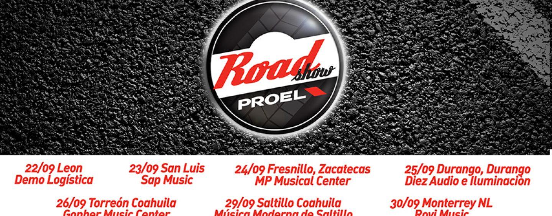 El Road Show Proel llega a México