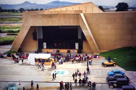 El Centro Cultural Mexiquense Bicentenario instaló la consola de control iLive