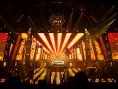 Next NXT-1 y otras luminarias Nexus de CHAUVET Professional de gira con Ricky Martin