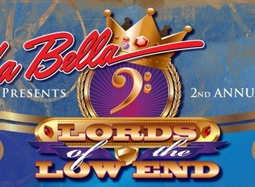 La Bella Strings presenta la 2da edición de Lords of the Low End en la Ciudad de Nueva York