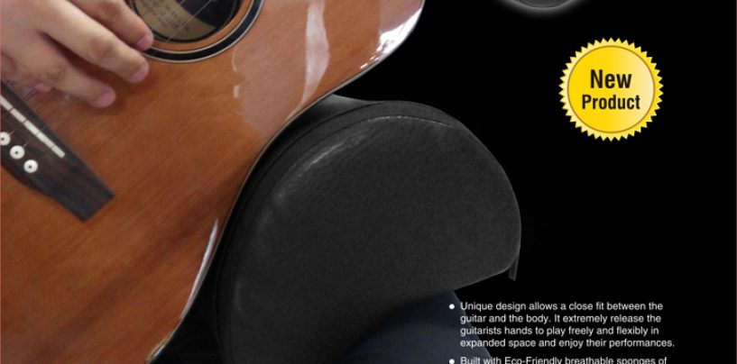 Flanger le brinda reposo a la guitarra clásica con el FA-80S