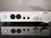 Nuevo amplificador de audífonos HDVD 800 de Sennheiser