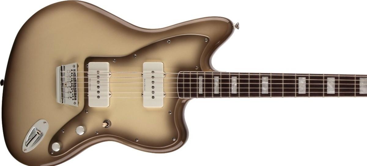 Squier lanza la guitarra Vintage Modified Baritone Jazzmaster