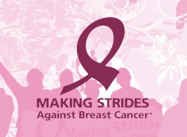 Gator Cases participará en la caminata Making Strides Against Breast Cancer