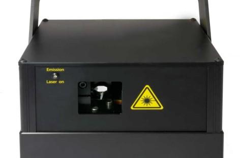 SwissLas lanza el nuevo proyector láser PM-8200RGB
