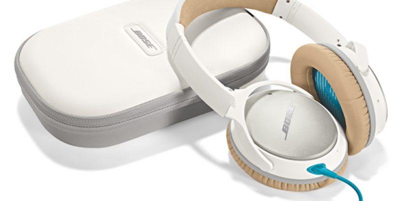 Nuevos audífonos QuietComfort 25 de Bose