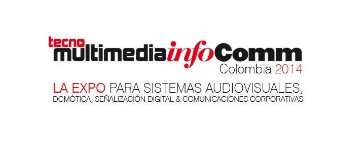 Crambo Latinoamérica estará presente en TecnoMultimedia InfoComm Colombia 2014