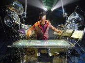 El DJ Ravi Drums se presentó en los Premios Tu Mundo con los micrófonos AKG