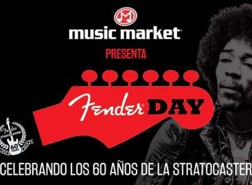 MusicMarket presenta el Fender Day Perú