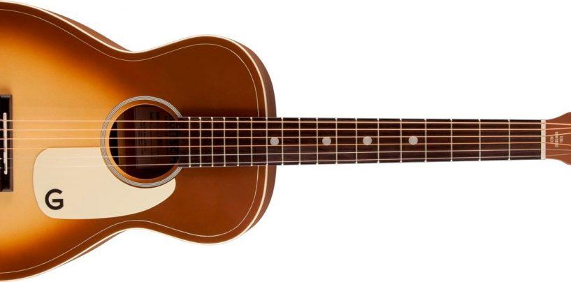 Gretsch presenta la guitarra acústica Jim Dandy edición limitada