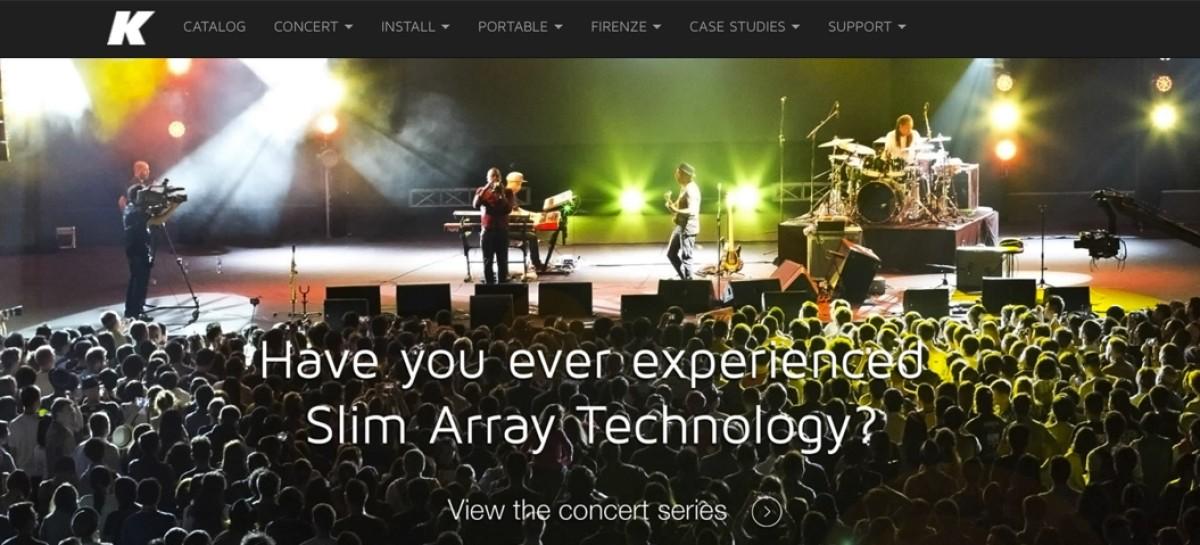 K-array estrena su nueva página web