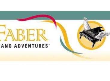 Nancy y Randall Faber presentan la edición en español de Faber Piano Adventures