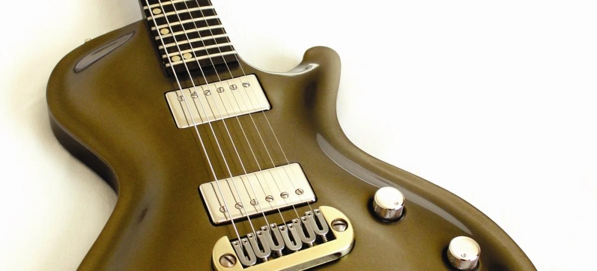 Hutchinson Guitar Concepts presenta la nueva guitarra eléctrica Limulus