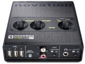 Novation presenta el concentrador USB Audiohub 2×4